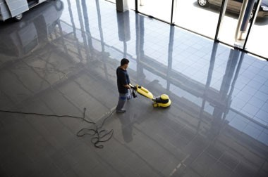 Why More Commercial Buildings Are Moving to Polished Concrete